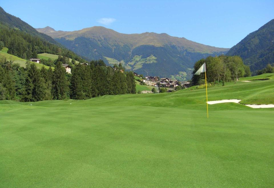 Golf clubs and golf courses in Merano